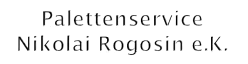 Palettenservice Nikolai Rogosin